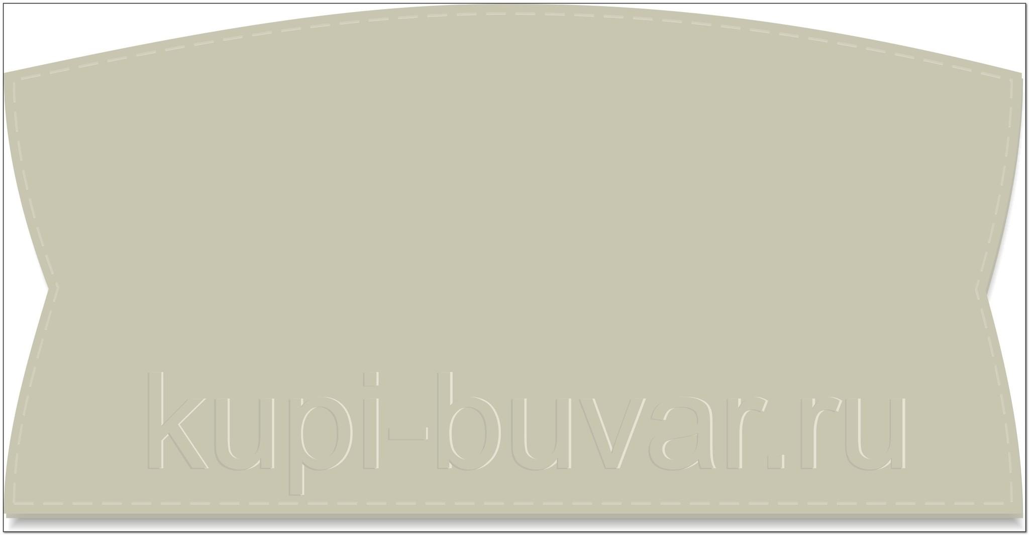 кожаный бювар - подложка на стол Лорд-19