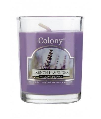 Свеча ароматическая лампадная Французская лаванда, Wax Lyrical