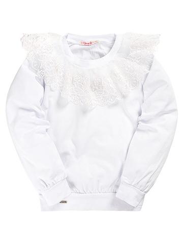 BK1113K Кофта для девочек, белая
