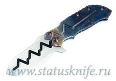 Нож Neil Blackwood - Bruiser Custom