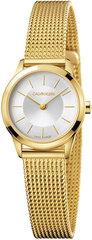 Женские швейцарские часы Calvin Klein K3M23526