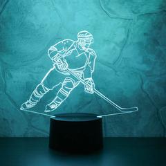 Хоккеист - Нападающий