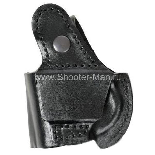 Кобура кожаная поясная для пистолета Оса ПБ-4-1м/ПБ-4-1мл ( модель № 8 ) Стич Профи