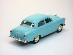 GAZ-21I Volga 1958 turquoise 1:43 Nash Avtoprom