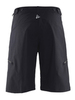 Мужские шорты Craft In the zone 1902646-8999 черные | Интернет-магазин