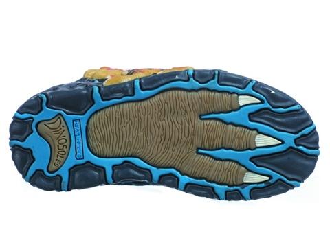 Кроссовки Dinosoles ТиРекс 12011 синие