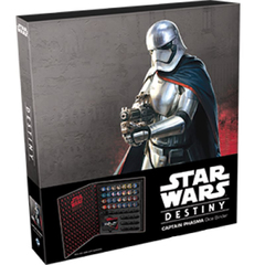Star Wars: Destiny - Captain Phasma Dice Binder