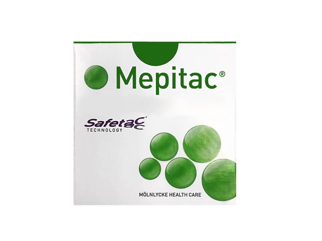 Мепитак (Mepitac) 4см x 1,5 м, 5 шт в упаковке