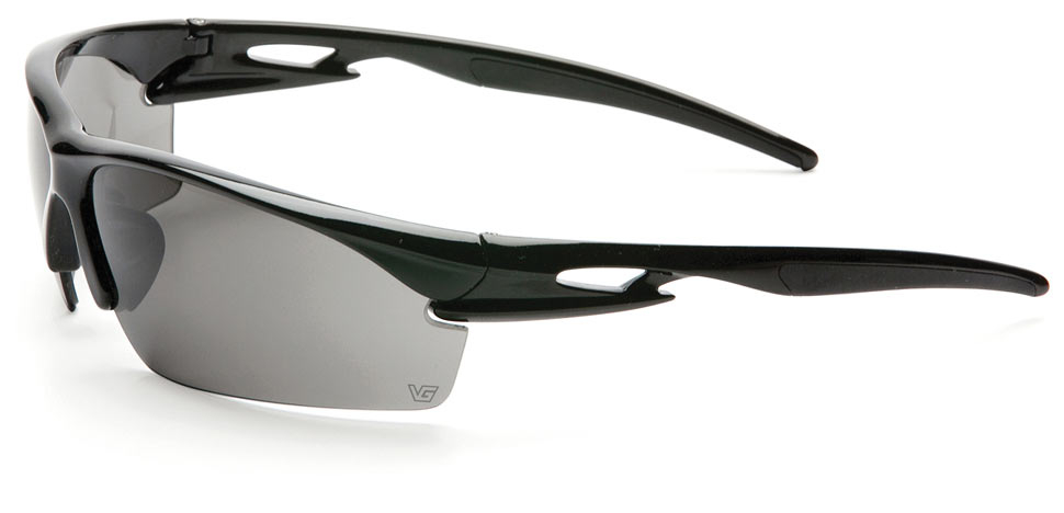 Очки баллистические стрелковые Pyramex Semtex VGSB8170D зеркально-серые 16%