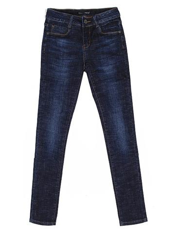 LS6110 джинсы женские, синие