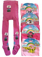 R009  колготки для девочек, цветные