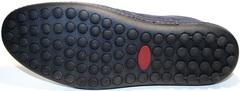 Мокасины мужские модные Luciano Bellini 32011-00
