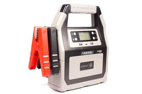 Профессиональное пусковое устройство AURORA ATOM 40 40000 мА/ч (12/24В)