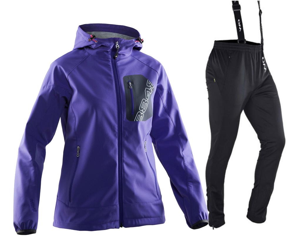 Женский лыжный костюм 8848 Altitude Jesse/Samuel (697676-OWW00004366)