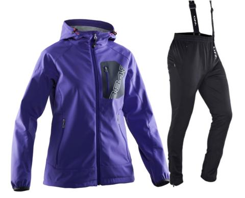 Женский лыжный костюм 8848 Altitude Jesse/Samuel purple