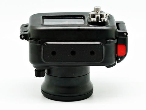 Meikon Sony RX-100 IV aluminium подводный бокс