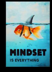 """Постер """"Мышление это все"""""""