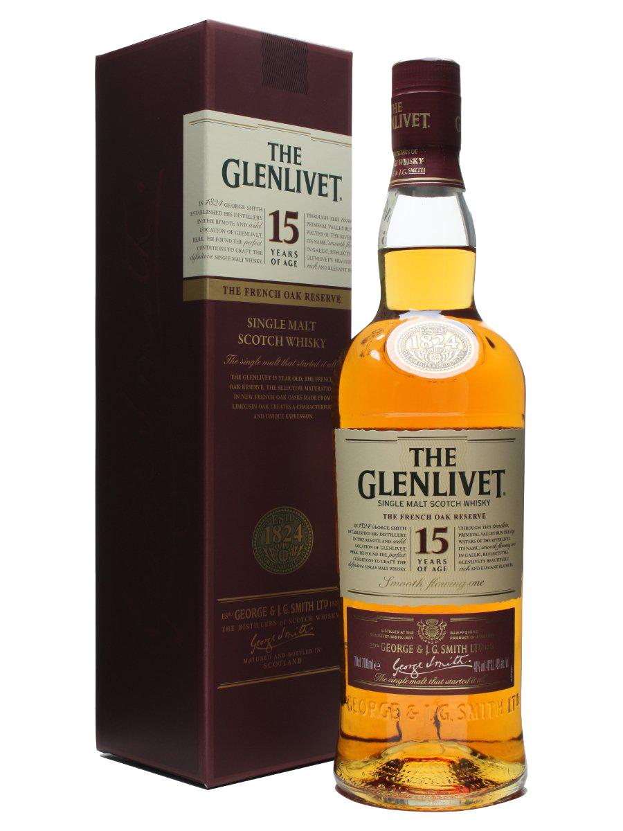 Glenlivet 15 Years
