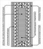Боксёрский мешок D45, H180, W95-110, натуральная кожа.