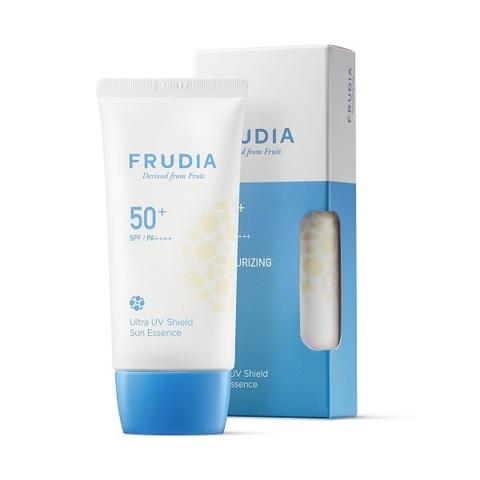 Крем-эссенция с ультра защитой от солнца SPF50+ PA++++ Frudia Ultra UV Shield Sun Essence 50г