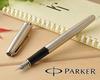 Купить Перьевая ручка Parker Sonnet F526, цвет: St. Steel CT, перо: F, S0809210 по доступной цене