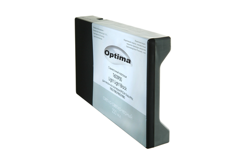 Картридж Optima для Epson 7880/9880 C13T603900 Light Light Black 220 мл