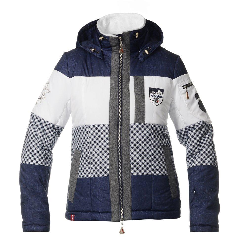 Женская горнолыжная куртка Almrausch Steinberg 320224-1818 фото
