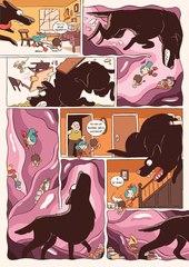 Хильда и черный пес