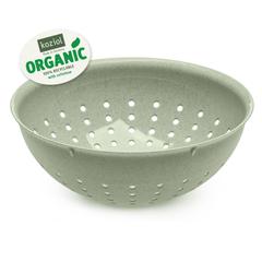 Дуршлаг PALSBY M Organic, 2 л, зелёный Koziol