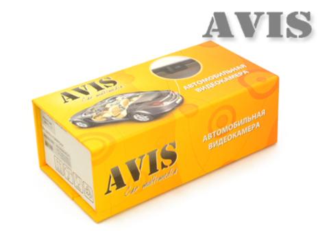 Универсальная камера заднего вида AVIS Electronics AVS311CPR (180 Multiview)
