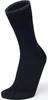 Термоноски с шерстью Norveg Dry Feet Black для кроссовок с гортексом мужские