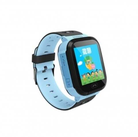 Детские часы Smart Baby Watch GW500S Blue