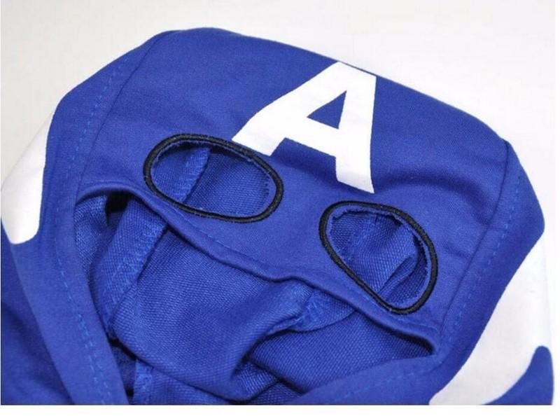 Капитан Америка костюм спортивный