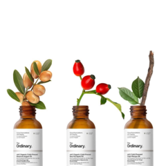 The Ordinary 100% Organic Cold-Pressed Rose Hip Seed Oil масло шиповника 30 мл