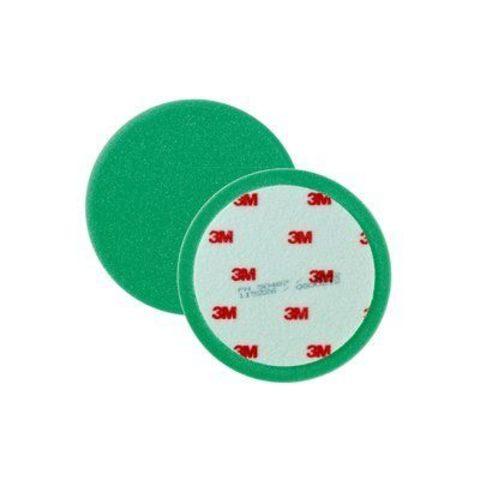 3М Полировальник для пасты Perfect-it™ Denibbing  75мм,зеленый