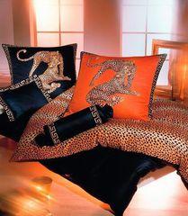 Пододеяльник 140x200 Elegante Gepard золото