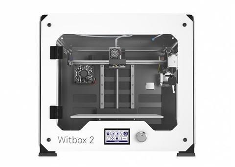 Фотография BQ Witbox 2 — 3D-принтер