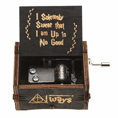 Music Box Harry Potter (Black)