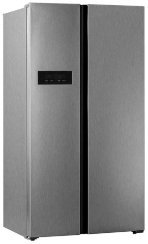 Холодильник side-by-side Ascoli ACDI 601 W Inox