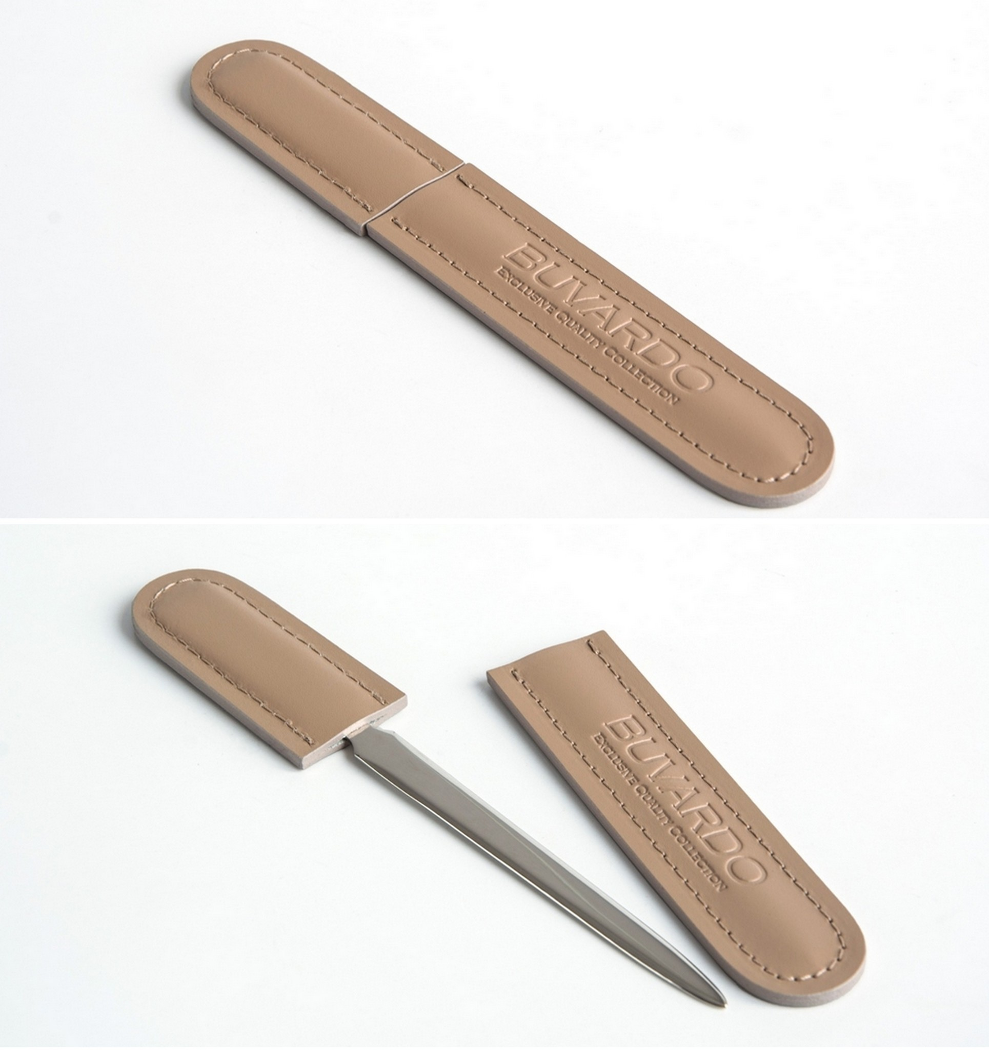 Канцелярский нож с ножнами Classic