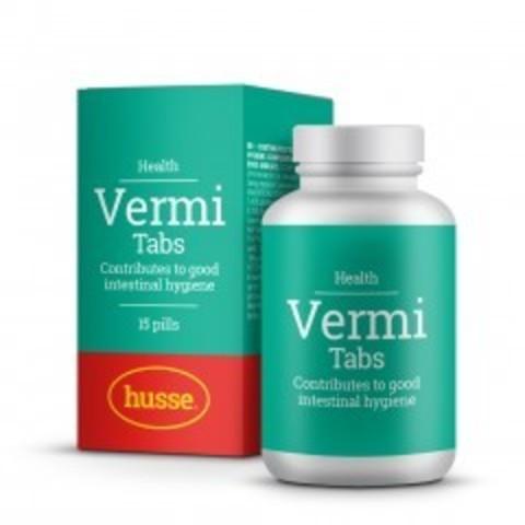 Vermi Tabs: 15 таблеток