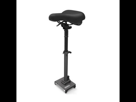 Сиденье с амортизатором для электросамоката Ninebot Kickscooter/Xiaomi MiJia Electric Scooter