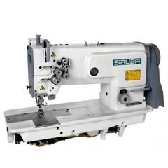 Фото: Прямострочная двухигольная швейная машина Siruba T828-45-064H