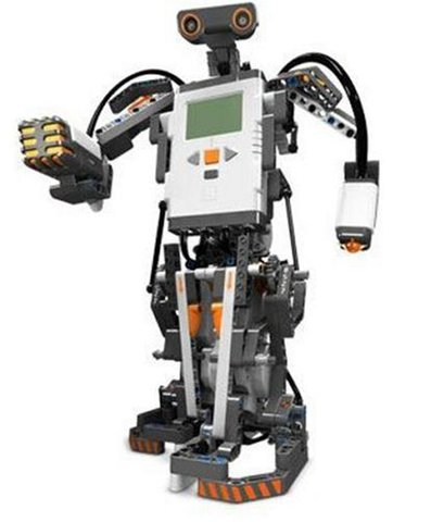 LEGO Education Mindstorms: Микрокомпьютер NXT 9841