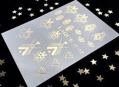Слайдер-дизайн #F-12 (Золото)