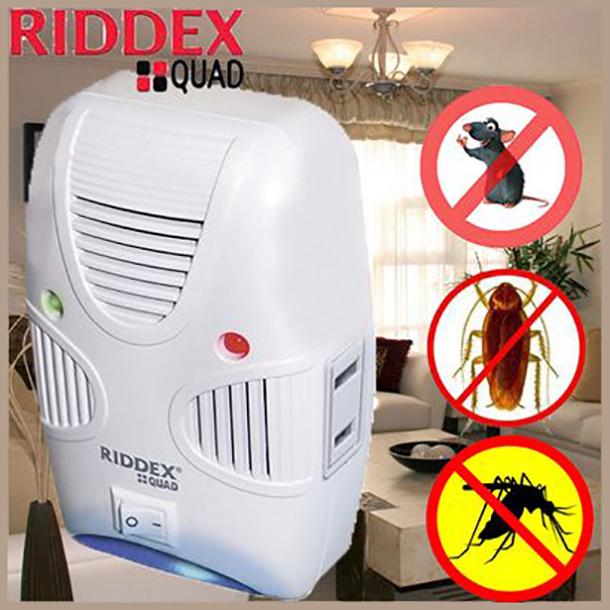 Отпугиватель насекомых и животных