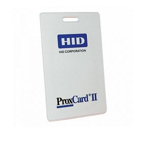Карта HID ProxCard-II (толстая)