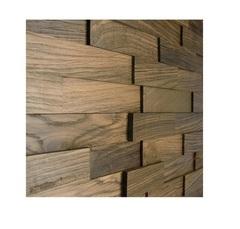 Декоративная  деревянная панель HarleyWood  Bricks темный
