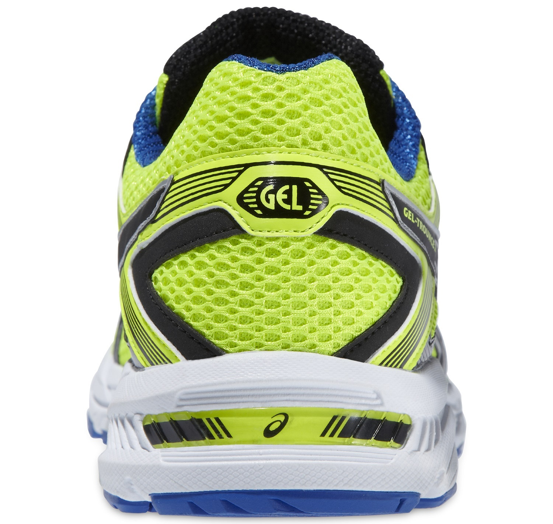 Мужские беговые кроссовки Asics Gel Trounce 2 (T4D0N 0790) желтые