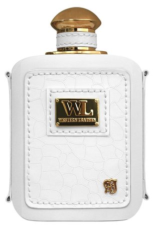 Alexandre J - Western Leather White